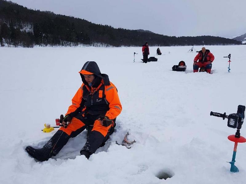11 fortapte menn i kamp mot røya og elementene