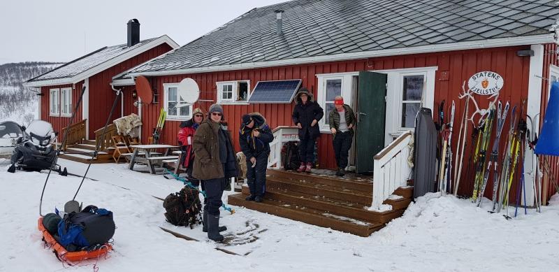 Drang nach Finnmarksvidda 2018